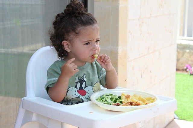 cara membiasakan anak sarapan