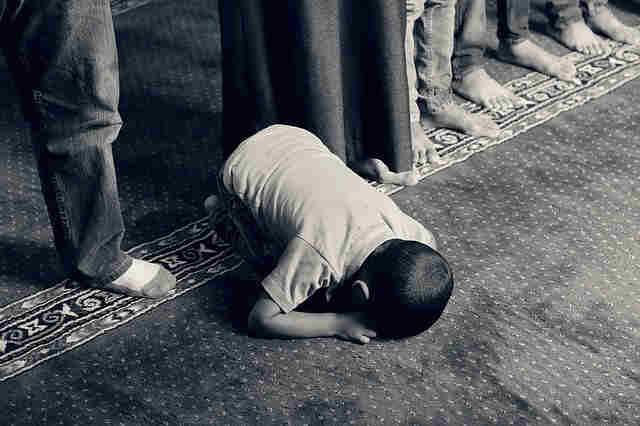 cara mengajarkan anak tarawih