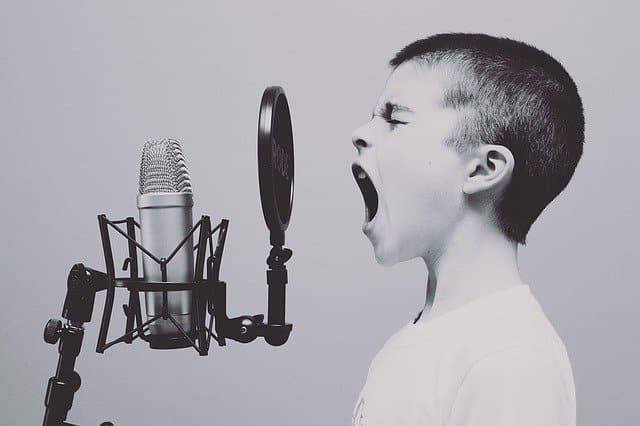 materi guru les vokal