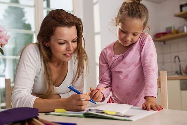 cara mengajarkan anak sd matematika