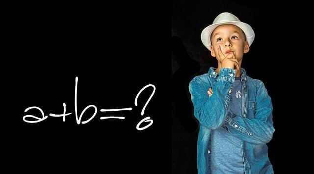 matematika dasar untuk anak SD