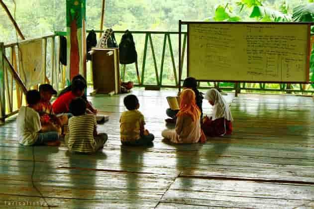 sekolah alam jakarta